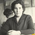 Надменко Лидия  Степановна